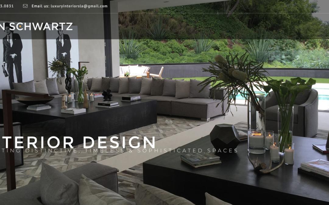 Caron Schwartz Interior Design
