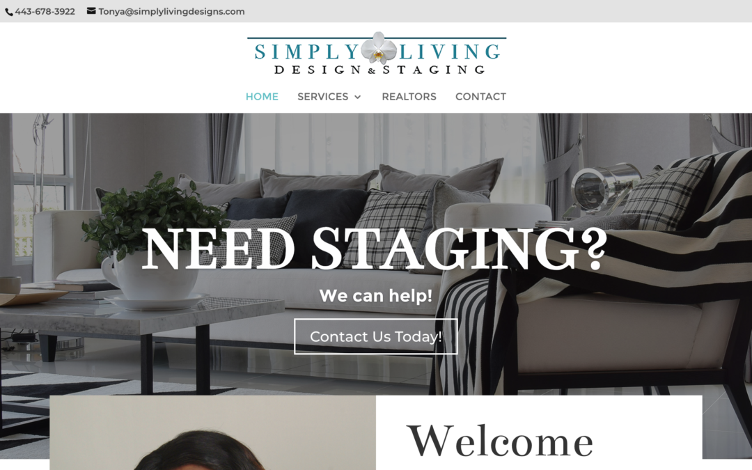Simply Living Staging