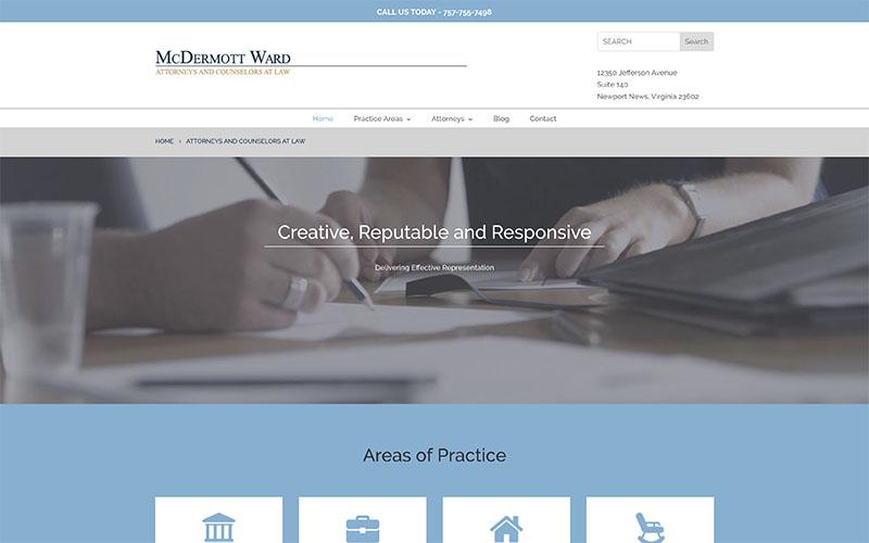 McDermott Ward Law Firm