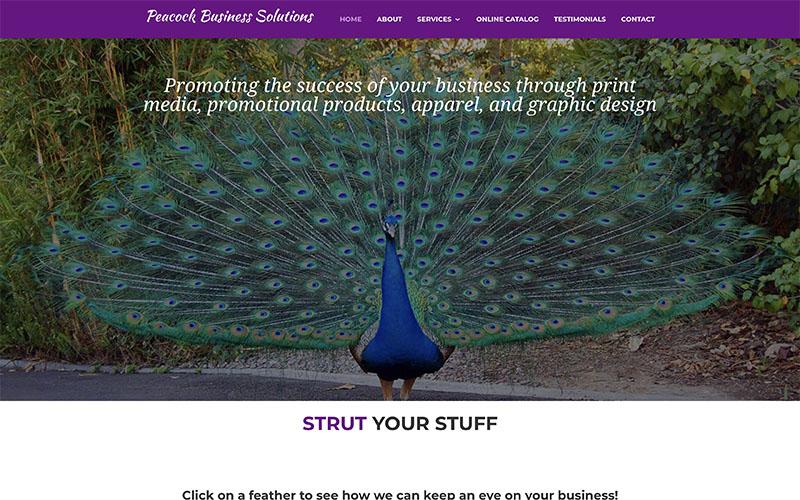 Peacock Business Design