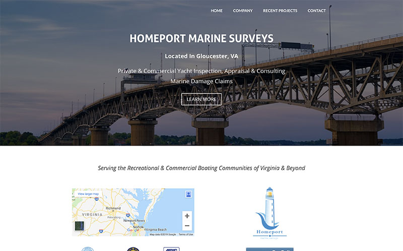 Homeport Marine Survey